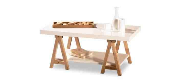 Tables basses originales -Tréto de Ikea