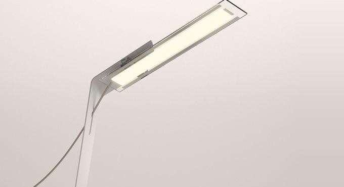 Folz Smart OLED lampe design Bertrand Médas Blackbody