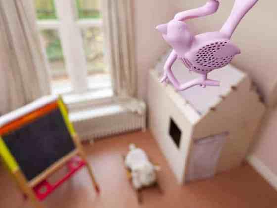 Chick a Dee détecteur de fumée