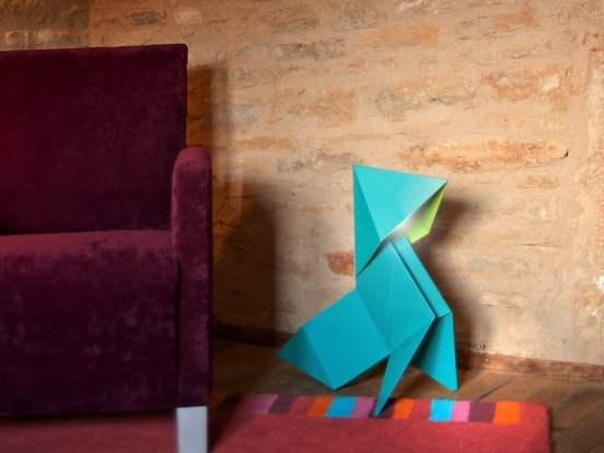lampe origami Leonie