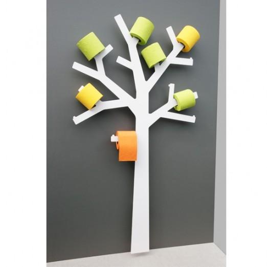 L'arbre porte papier WC
