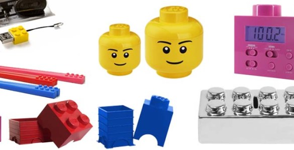 déco LEGO