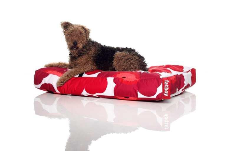 Pouf déco : lepouf pour chien Marimekko by FatBoy