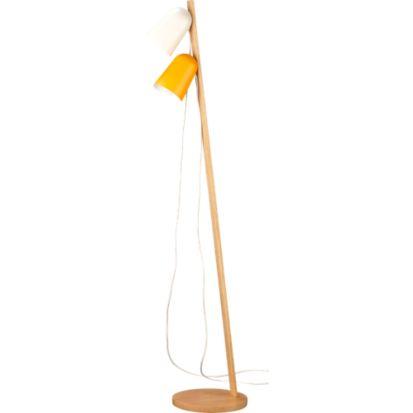 Lampes design -Le lampadaire magnétique Clutch by Jannis Ellenberger