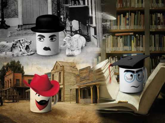 Les mugs Notorious Hats