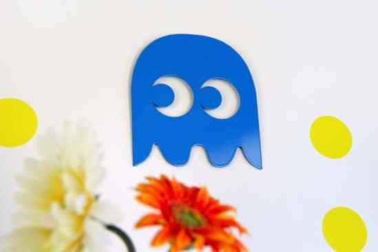 Stickers originaux : Pac-Home, les stickers Pac Man