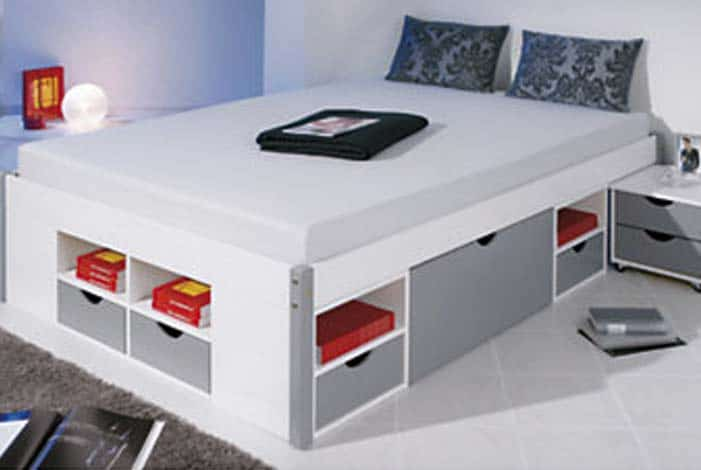 lit multi rangements inca le blog deco tendency. Black Bedroom Furniture Sets. Home Design Ideas