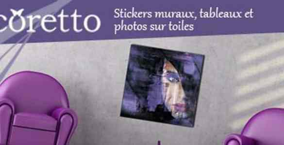 Decoretto stickers