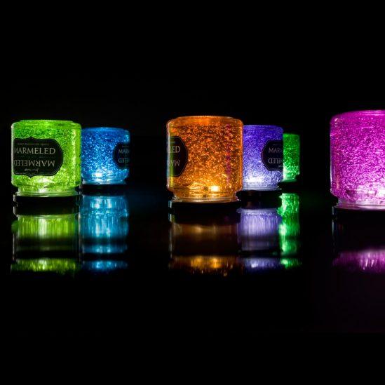Lampes design -La veilleuse Marmeled