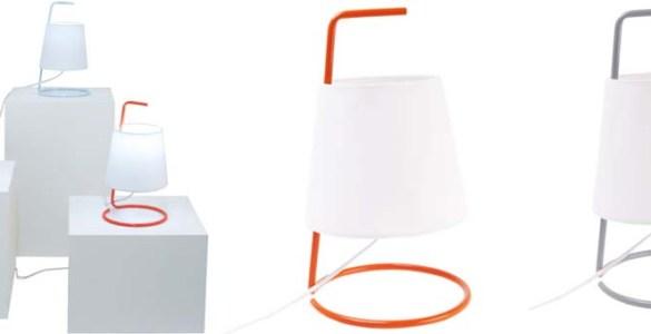 Take Away lampe à poser design