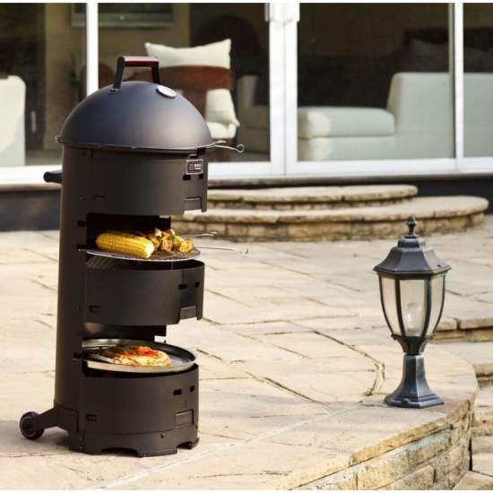 Le barbecue design Tower