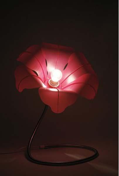 Lampe FloraleDeco Bloom Tendency Très Une CBWerdox