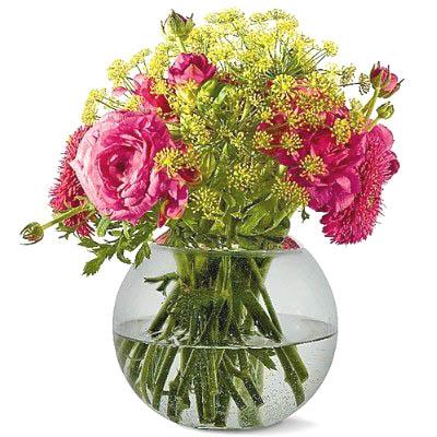 Vase Décoratif -Le vase adaptable Globe by Boris Kupczik