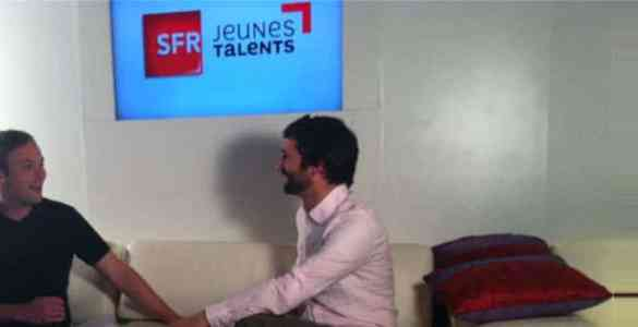 SFR Jeunes Talents Entrepreneurs