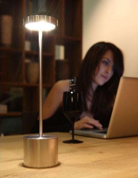 lampe sans fil design Luciole