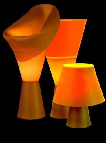 lampe modulable Hui-Lin Li