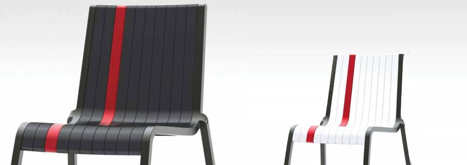 My trade chaise Reinhard Dienes