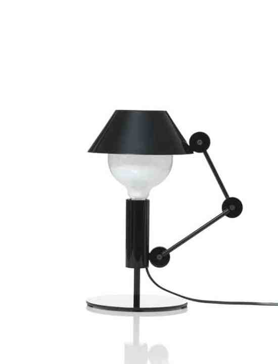 Light short lampe de table Javier Mariscal