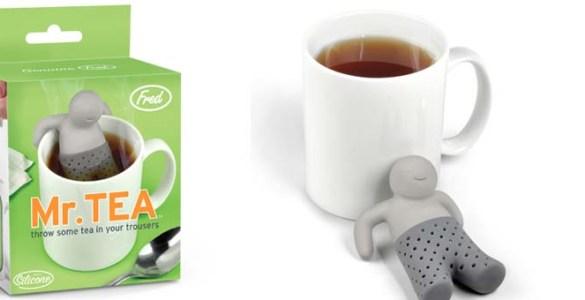Mister Tea infuseur à thé Fred & Friends