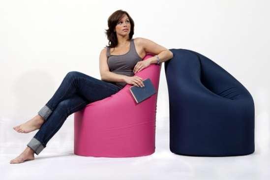 Paq Chair fauteuil Géza Csire