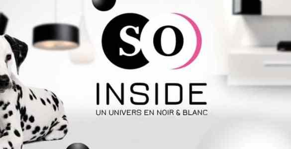 So-Inside décoration noir et blanc