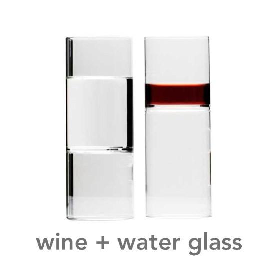 Le verre à vin design Révolution