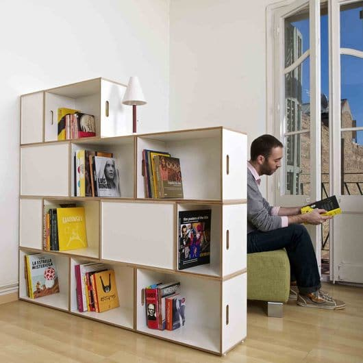 Étagères design - Les étagères BrickBoxde Design Kazam 2