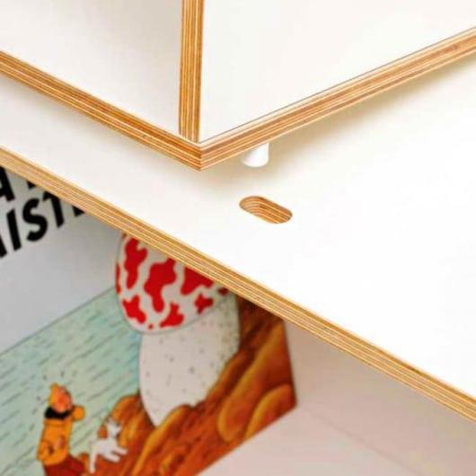 Étagères design - Les étagères BrickBoxde Design Kazam 3