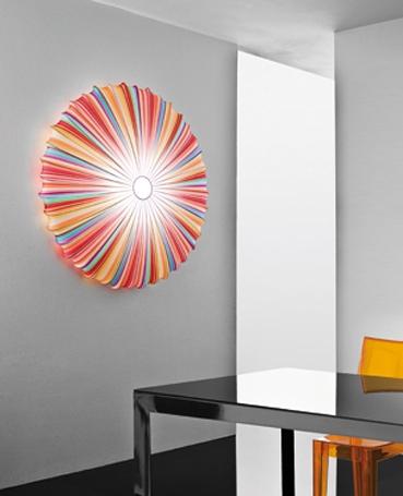 Lampes design -L'applique Muse deSandro Santantonio 1