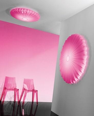 Lampes design -L'applique Muse deSandro Santantonio