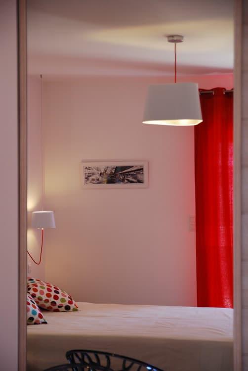 Lampes design -L'applique suspendue Petit Nuage de Hervé Langlais
