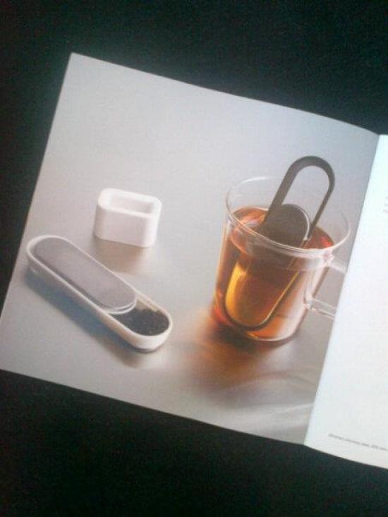 infuseur à thé de la marque Kinto