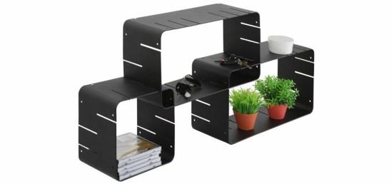 Étagères design - L'étagère modulable Intégrale 1