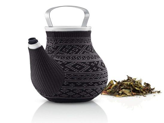 Théière Design - La théière My Big Tea et son fourreau tricot