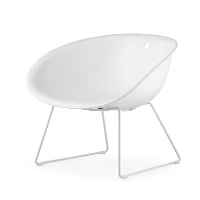 Fauteuils design - Le fauteuil Gliss 340 de Marco Pocci et Claudio Dondoli