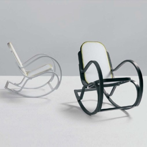 Le rocking chair Rock me by Seletti