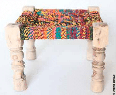 Baby Stool Collection Charpoy