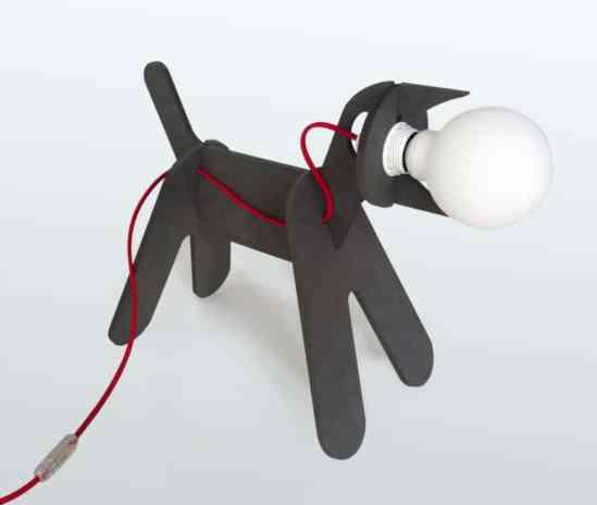 lampe chien ENO