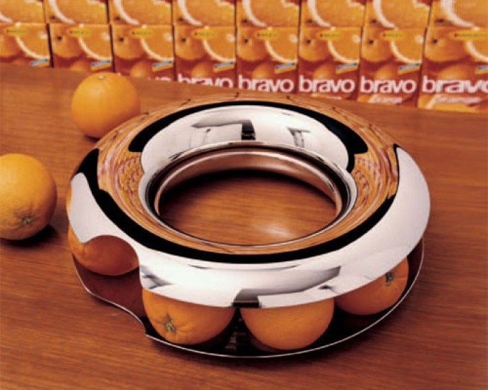 Le porte fruit Loop by Lisa Vincitorio