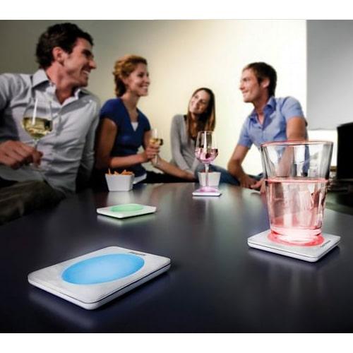 sous-verre lumineux Philips