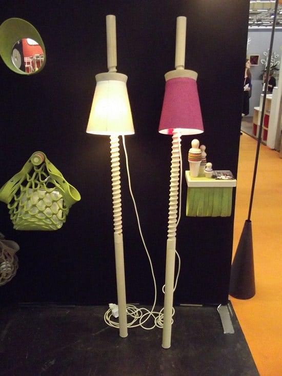lampadaire à poser Gustave Metylos