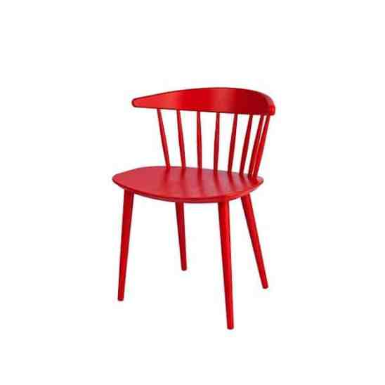 La chaise design J104 de Jorgen Baekmark