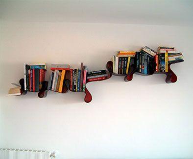 Lovely Rita bibliothèque Ron Arad kartell