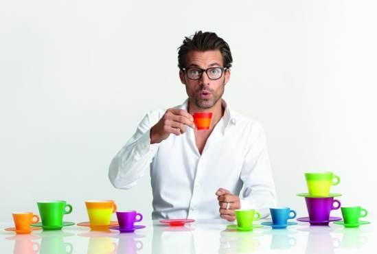 Tasses design -Les tasses à caféMagico deLeonardo