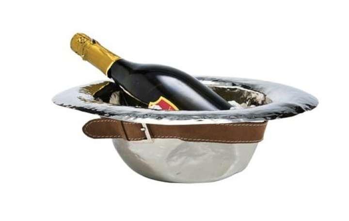 Seau à glace design le seau à champagne Hat