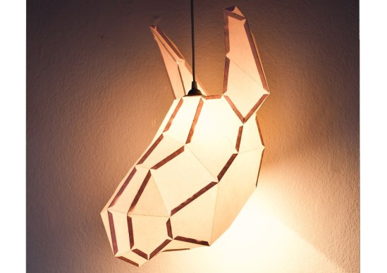 Lustre pas cher - Les lustres animales by Walking Things