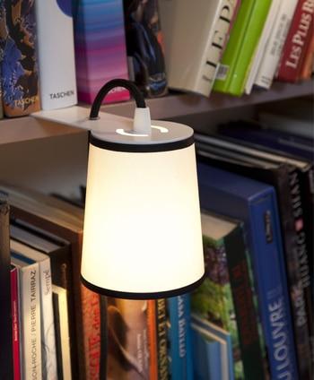 Lightbook lampe de bibliothèque Hervé Langlais