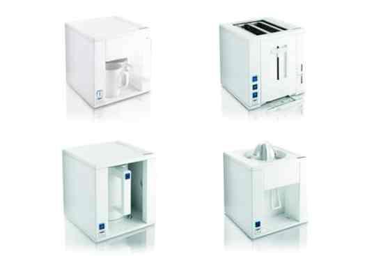 électroménagé compact moderne