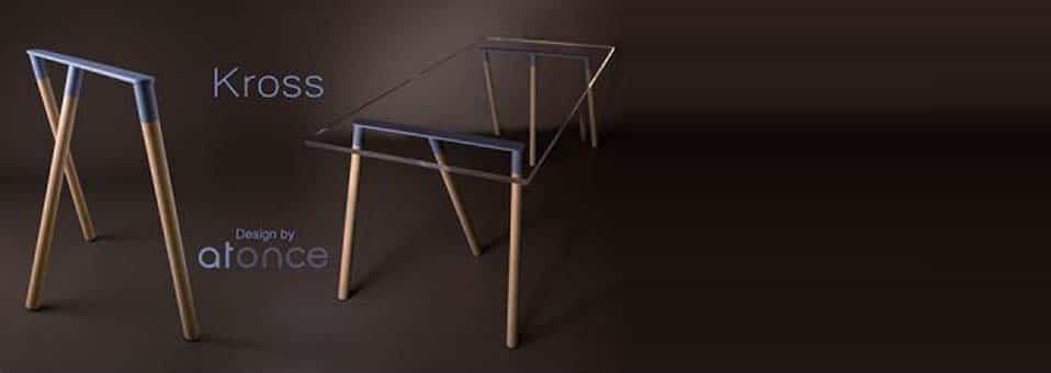 tréteau design Kross