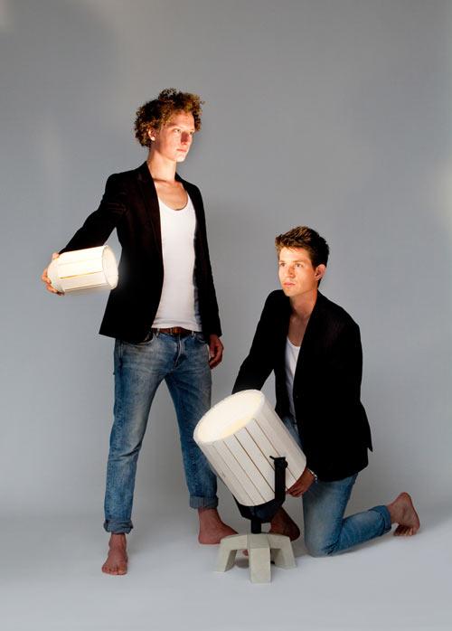 lampe à poser Baby Barrel Nieuwe Heren